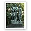 ベートーベン像(モニュメント)フランクフルト ドイツ